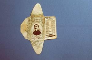 Emballage de lames de rasoir Gillette après restauration par le laboratoire Valectra EDF © EDF Copyright - Droits réservés