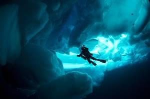 Under teh pole © Benoit-Poyelle Deepsea Under The Pole