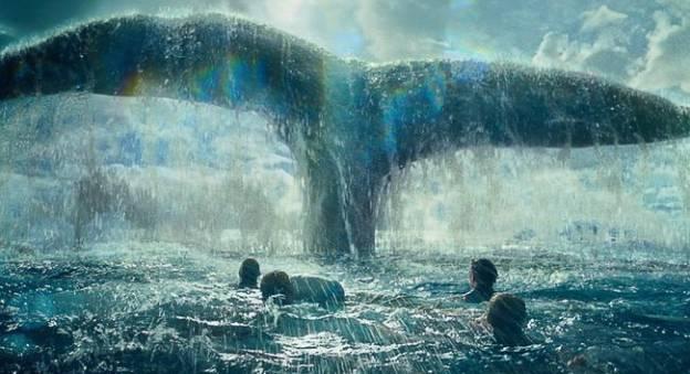 Au coeur de l'océan, un film d'aventures de Ron Howard © Warner Bros.