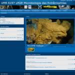 Ifremer - Laboratoire de microbiologie des environnements extrêmes