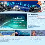 Dive and discover : expeditions to the seafloor