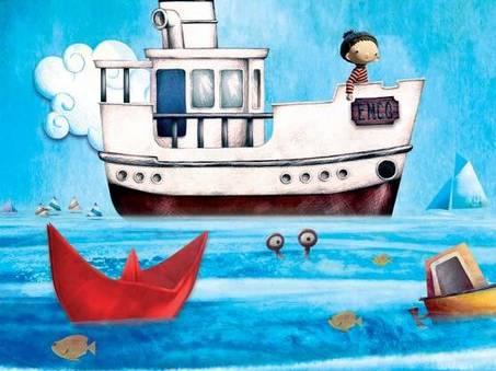 Les contes de la mer, courts métrages d'animation © KMBO