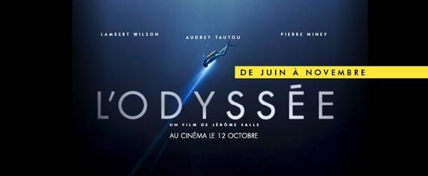 Bandeau L'Odyssée L'exposition © La Cité de la Mer
