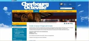 Bibliothèque municipale Jacques Prévert de Cherbourg-Octeville / Coriallo