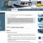Marine Nationale - Cellule Plongée Humaine et Intervention Sous la MER (CEPHISMER)