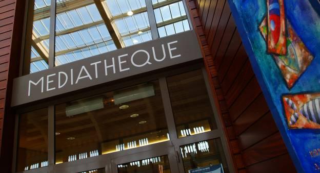 Médiathèque La Cité de la Mer