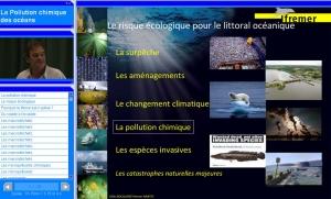 """Conférence de Gilles Bocquené """"La pollution chimique des océans"""""""