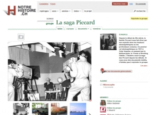 La saga Piccard