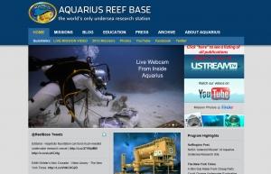 University of North Carolina Wilmington - Le laboratoire sous-marin Aquarius