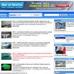 Cliquez sur l'image pour accéder au site Web Mer et Marine