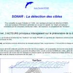 Cliquez sur l'image pour accéder au site Web Nareva - Sonar et acoustique sous-marine