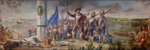 En 1562, l'explorateur Jean Ribault découvre la Floride © NOAA Ocean Explorer/Jacksonville Public Library