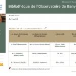 Bibliothèque de l'Observatoire Océanologique de Banyuls-sur-Mer