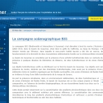 Ifremer – Campagne BIG 2010 (du 30 mai au 9 juillet 2010)