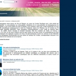 CNRS/Ifremer - Carnet de bord Biosope (du 21 octobre au 12 décembre 2004)