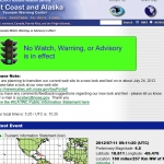 West Coast and Alaska Tsunami Warning Center (WC/ATWC)