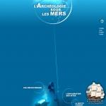L''Archéologie sous les mers