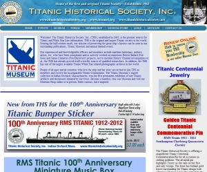 The Titanic Historical Society, Inc.