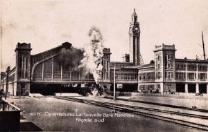 Gares Maritimes Transatlantiques de Cherbourg