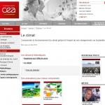 CEA Jeunes Thèmes : Climat & environnement