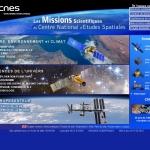 Les Missions scientifiques du Centre National d'Études Spatiales