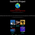 SeaWiFS Project (Sea-viewing Wide Field-of-view Sensor)