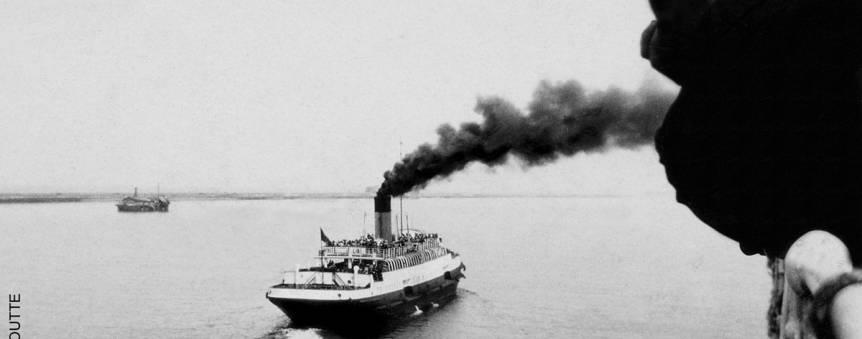 Le transbordeur Nomadic © Collection Fabrice Vanhoutte