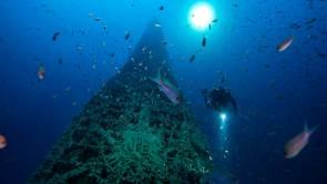 U455 le sous-marin diparu © Stephane Begoin/ZED