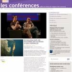 """Conférence de Pierre-Marie Sarradin et Jozée Sarrazin """"Du nouveau sur les mystères des sources hydrothermales"""""""