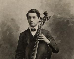 Roger BRICOUX - Violoncelliste de l'orchestre