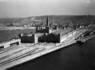 La Gare Maritime Transatlantique vue du ciel © Alex Becquemin/Collection Jean-Marie Lezec