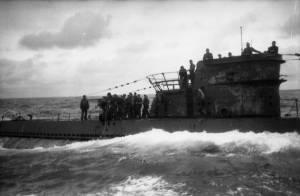Le U-Boot U-486