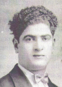 George Youssef TOUMA - 3e classe