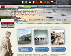 Musée du Débarquement - Site majeur de la Bataille de Normandie