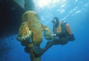 Les métiers de la plongée