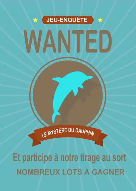 Jeu-enquête Le mystère du dauphin © La Cité de la Mer