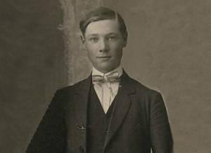 Edgar Samuel ANDREW - 2e classe