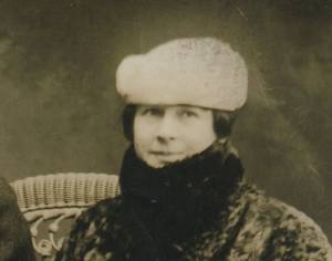 Gertrude THORNE - 1re classe