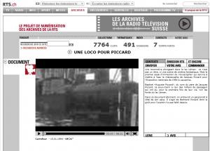 """La """"locoscaphe"""", équipement de mise à l'eau du mésoscaphe - TSR (15 janvier 1964)"""