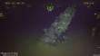 L'épave de l'USS Hornet © Navigea Ltd, R/V Petrel