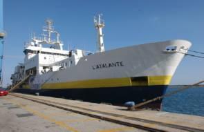 L'Atalante, un des navires océanographiques de l'Ifremer © Ifremer / M. Gouillou