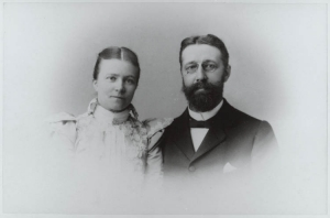 Anna WEBER VAN BOSSE