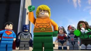 Aquaman , danger au royaume de l'Atlantide © Lego DC Comics Super Heroes