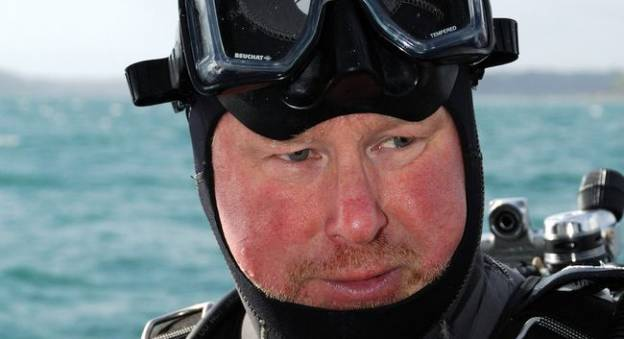 Michel L'Hour, Responsable du DRASSM Recherches Archéologiques Subaquatiques et Sous-Marines) © Teddy Seguin