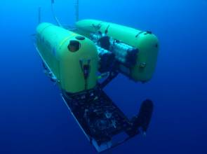 Le robot sous-marin américain Nereus © Advanced Imaging and Visualization Lab, Woods Hole Oceanographic Institution
