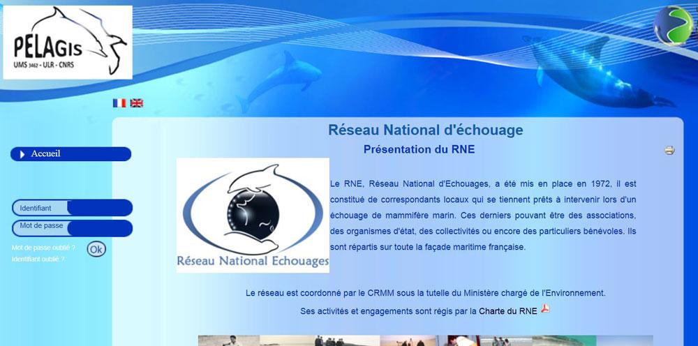 Réseau National d'Échouages - RNE