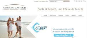 Groupe Batteur, laboratoire pharmaceutique et cosmétique