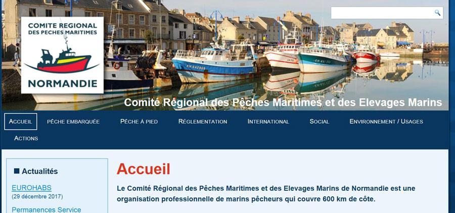 Comité Régional des Pêches Maritimes et des Elevages Marins de Normandie