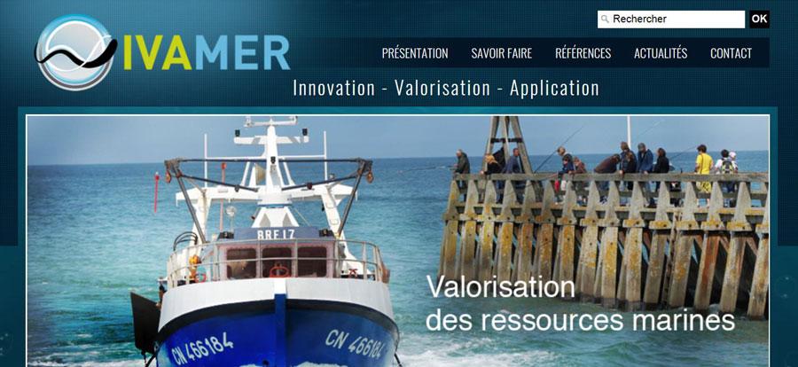 IVAMER - Valorisation des ressources marines et agroalimentaires