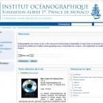 Bibliothèque de l'Institut Oceanographique de Paris
